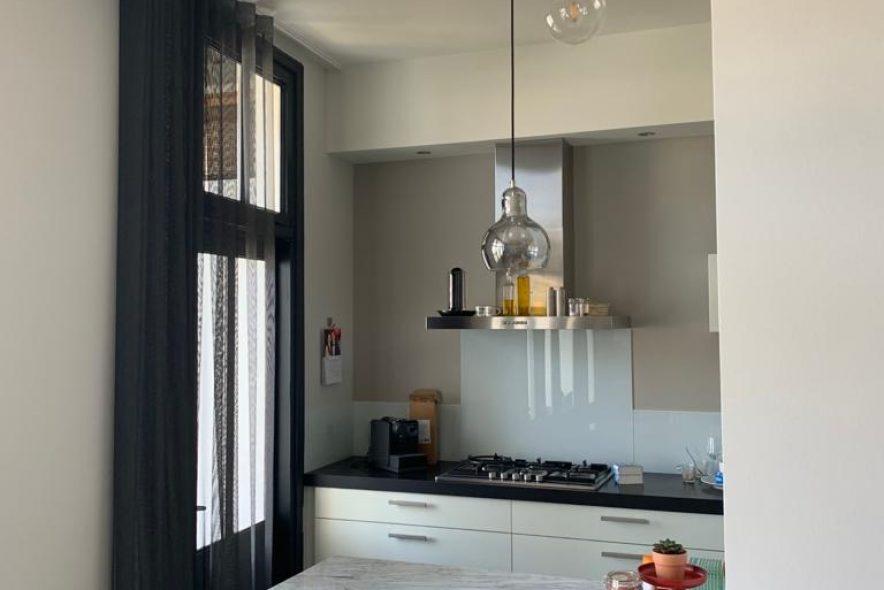 Keuken verbouwd