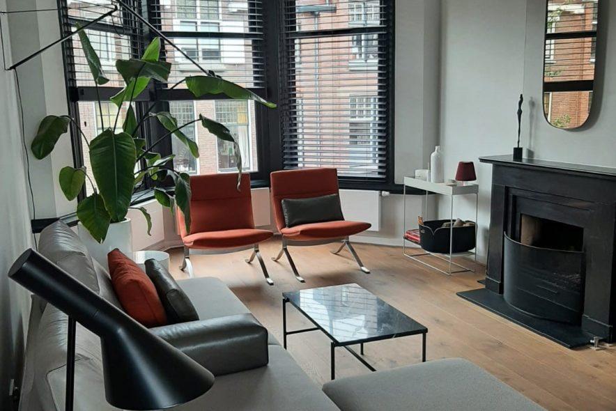 herenhuis appartement